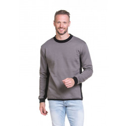 L&S Sweater Workwear