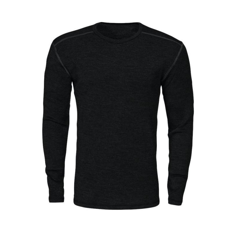 PROJOB 3106 UNDERWEAR SHIRT BLACK 3XL