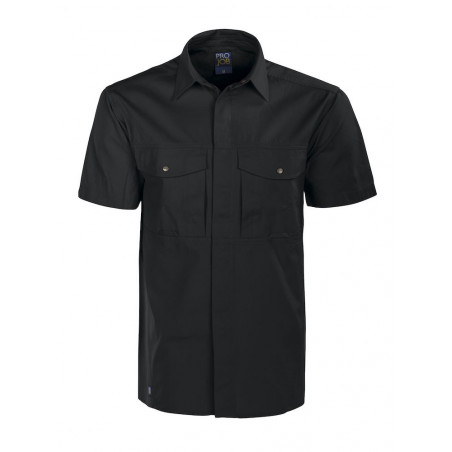 PROJOB 5205 S.S SHIRT BLACK L