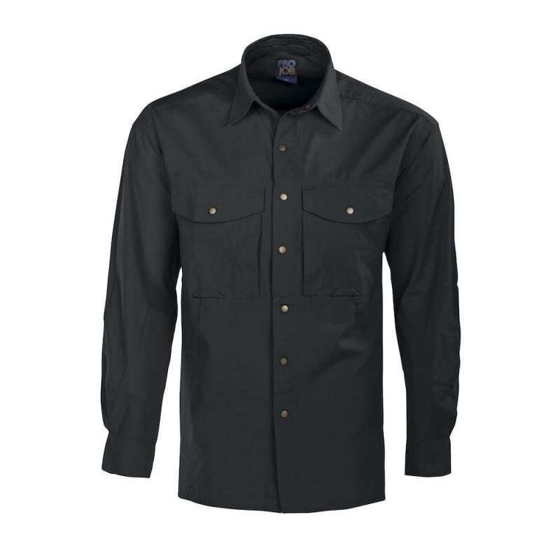 PROJOB 5210 SHIRT BLACK L