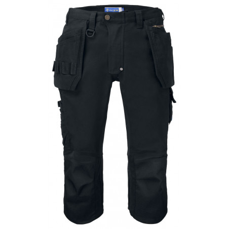 PROJOB 5529 3/4 PANTS BLACK C44