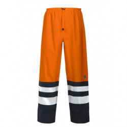 PROJOB 6504 RAINPANTS HV ORANGE  CL.2 M
