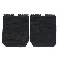 PROJOB 9042 HANGPOCKETS 2-P BLACK ONE