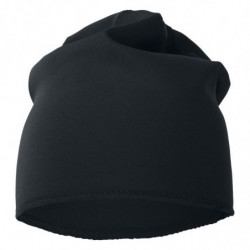 PROJOB 9046 FLEECE CAP BLACK ONE SIZE