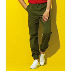 Asquith & Fox AQ055 Men's twill jogger