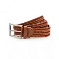 Asquith & Fox AQ903 Leather braid belt