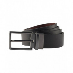 Asquith & Fox AQ904 Men's two-way leather belt
