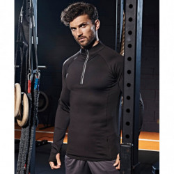 AWDis Just Cool JC030 Cool Flex long half-zip top