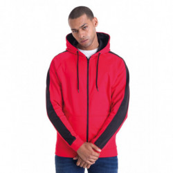 AWDis Just Hoods JH066 Sports polyester zoodie