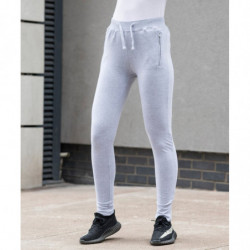 AWDis Just Hoods JH077 Women's tapered track pants