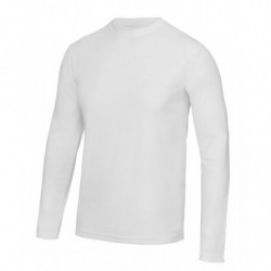 AWDis Just Cool JC002 Long sleeve cool T Arctic White 2XL